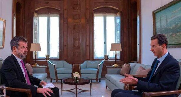 مشروح مصاحبه رئیس جمهور سوریه با رسانه فرانسوی، اسد:با آمریکایی ها در هیچ چیز همکاری نکرده ایم